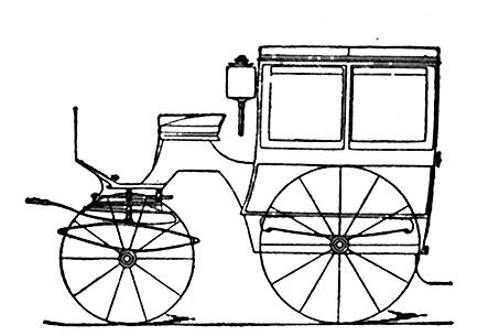 Kutschentyp - Omnibus
