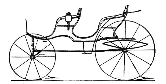 Kutsche des Typs Landratswagen